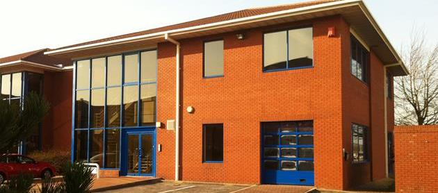 Refurbished Two Storey Business Unit