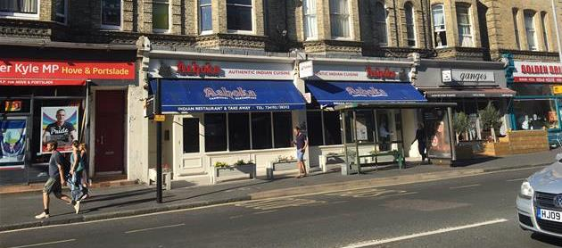 Prime Restaurant In The Central Hove Area