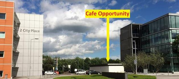 Cafe Premises - Rare A3 Cafe Opportunity