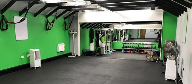 Rarely Available D2 Gymnasium in Portslade