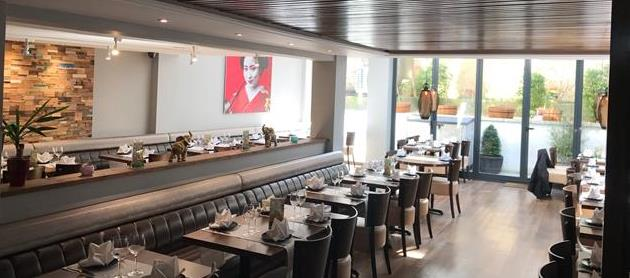 Extensively Fitted Restaurant - Busy Sussex Town