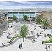 The changing face of Crawley Town Centre