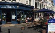 Café All'Angolo, 3-4 East Street, Brighton, East Sussex, BN1 1HP