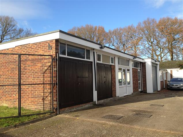 Lease Commercial Property Crawley